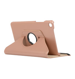Cover2day Samsung Galaxy Tab A8 (2019) hoes - Draaibare Book Case - Rosé Goud