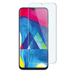 Samsung Galaxy A10 - Tempered Glass Screenprotector - Case-Friendly