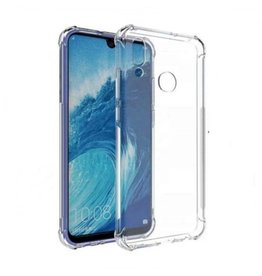 Atouchbo Huawei P Smart Z hoes - Anti-Shock TPU Back Cover - Transparant