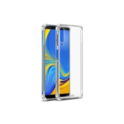Samsung Galaxy Note 10 Plus hoes - Anti-Shock TPU Back Cover - Transparant