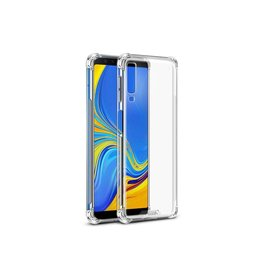 Atouchbo Samsung Galaxy Note 10 Plus hoes - Anti-Shock TPU Back Cover - Transparant
