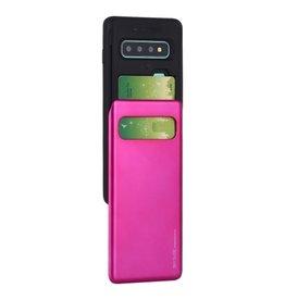 Mercury Goospery Samsung Galaxy S10 bumper - Mercury Sky Slide Bumper Case - Magenta