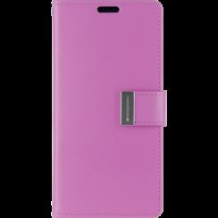 Samsung Galaxy S10e Wallet Case - Goospery Rich Diary - Paars