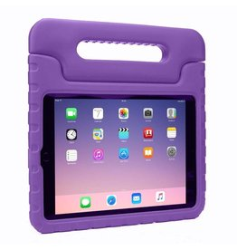 Case2go Shockproof cover with grip - iPad 9.7 (2017/2018) - Purple