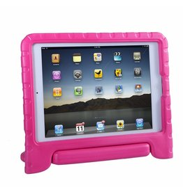 Case2go Shockproof cover with grip - iPad 9.7 (2017/2018) - Hot pink
