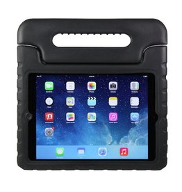 Case2go Shockproof cover with grip - iPad 9.7 (2017/2018) - Black