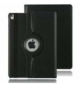Serise iPad Air 10.5 (2019) hoes - Draaibare Book Case - Zwart