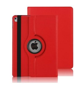 Case2go iPad Air 10.5 (2019) hoes - Draaibare Book Case - Rood