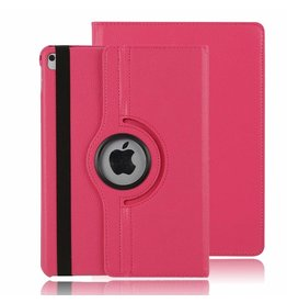 Case2go iPad Air 10.5 (2019) hoes - Draaibare Book Case - Magenta