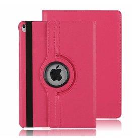 Serise iPad Air 10.5 (2019) hoes - Draaibare Book Case - Magenta