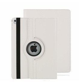 Serise iPad Air 10.5 (2019) hoes - Draaibare Book Case - Wit