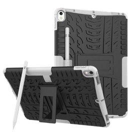 Serise iPad Air 10.5 (2019) Hoes - Schokbestendige Back Cover - Wit