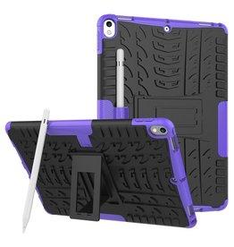 Serise iPad Air 10.5 (2019) Hoes - Schokbestendige Back Cover - Paars