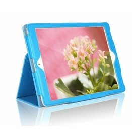 Serise iPad 10.2 inch (2019) hoes - Flip Cover Book Case - Licht Blauw