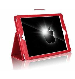 Serise iPad 10.2 inch (2019) hoes - Flip Cover Book Case - Rood