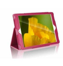 Serise iPad 10.2 inch (2019) hoes - Flip Cover Book Case - Magenta