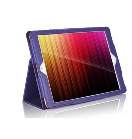 Serise iPad 10.2 inch (2019) hoes - Flip Cover Book Case - Paars