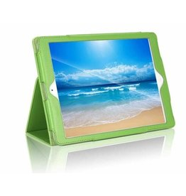 Serise iPad 10.2 inch (2019) hoes - Flip Cover Book Case - Groen