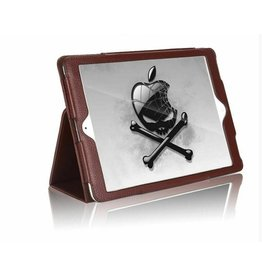 Serise iPad 10.2 inch (2019) hoes - Flip Cover Book Case - Bruin