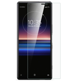 Glass Pro+ Sony Xperia 1 - Tempered Glass Screenprotector - Case-Friendly