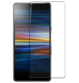 Glass Pro+ Sony Xperia L3 - Tempered Glass Screenprotector - Case-Friendly