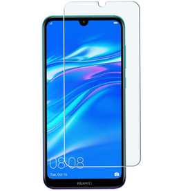 Glass Pro+ Huawei Y7 2019 - Tempered Glass Screenprotector - Case-Friendly