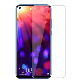 Glass Pro+ Honor View 20 - Tempered Glass Screenprotector - Case-Friendly