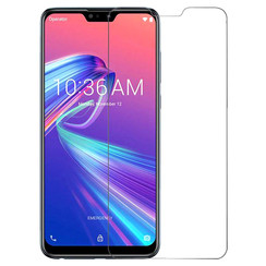 asus zenfone max pro (m2) (ZB631KL) - Tempered Glass Screenprotector - Case-Friendly