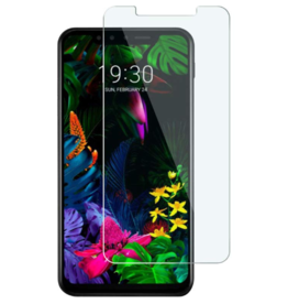 Glass Pro+ LG G8s ThinQ - Tempered Glass Screenprotector - Case-Friendly