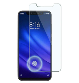 Glass Pro+ Xiaomi Mi 8 Pro - Tempered Glass Screenprotector - Case-Friendly