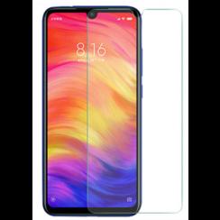 Xiaomi Redmi 7 - Tempered Glass Screenprotector - Case-Friendly