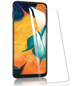Glass Pro+ Samsung Galaxy A40 - Tempered Glass Screenprotector - Case-Friendly