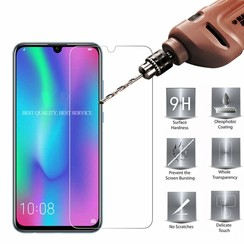 Huawei P Smart Z - Tempered Glass Screenprotector - Case-Friendly