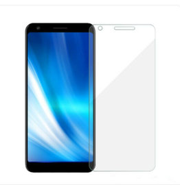 Glass Pro+ Google Pixel 3a XL - Tempered Glass Screenprotector - Case-Friendly