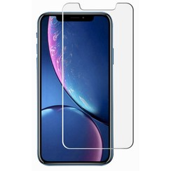 iPhone Xs Max - Tempered Glass Screenprotector - Case-Friendly