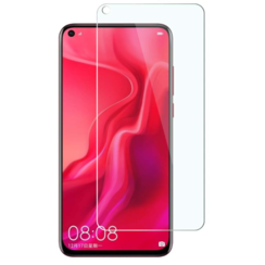 Honor 20 - Tempered Glass Screenprotector - Case-Friendly