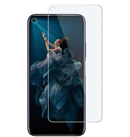 Case2go Honor 20 Pro - Tempered Glass Screenprotector - Case-Friendly