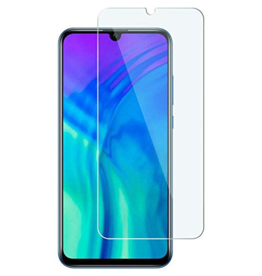Case2go Honor 20 lite - Tempered Glass Screenprotector - Case-Friendly