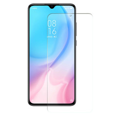 Xiaomi Mi A3 Lite - Tempered Glass Screenprotector - Case Friendly