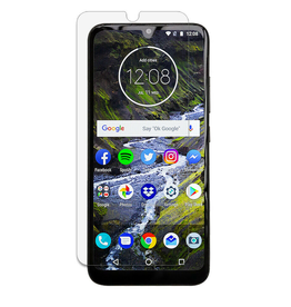 Glass Pro+ Motorola Moto E6 Plus - Tempered Glass Screenprotector - Case Friendly