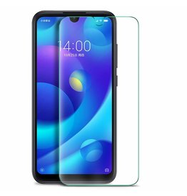 Glass Pro+ Xiaomi Redmi Note 8 Pro - Tempered Glass Screenprotector - Case Friendly