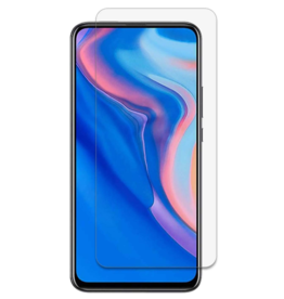 Case2go Honor 9X - Tempered Glass Screenprotector - Case Friendly