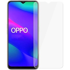 Oppo A9 (2020) - Tempered Glass Screenprotector - Case Friendly