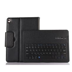 iPad 10.2 inch (2019) Hoes -  Bluetooth Toetsenbord Hoes - Zwart