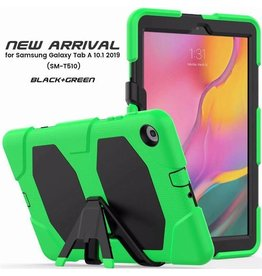 Case2go Samsung Galaxy Tab A 10.1 Extreme Armor Case Groen - Copy