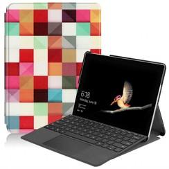 Microsoft Surface Go (1 & 2) Tri-Fold Book Case Blocks
