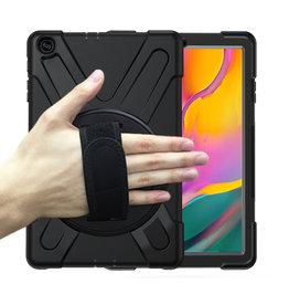 Huismerk Samsung Galaxy Tab A 10.5 Hand Strap Armor Case - Copy