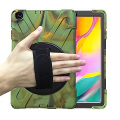 Samsung Galaxy Tab A 10.5 Hand Strap Armor Case - Copy - Copy - Copy