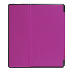 Kindle Oasis (2019) hoes - Tri-Fold Book Case - Paars