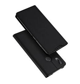 Dux Ducis Asus Zenfone Max (M2) ZB633KL case - Dux Ducis Skin Pro Book Case - Black